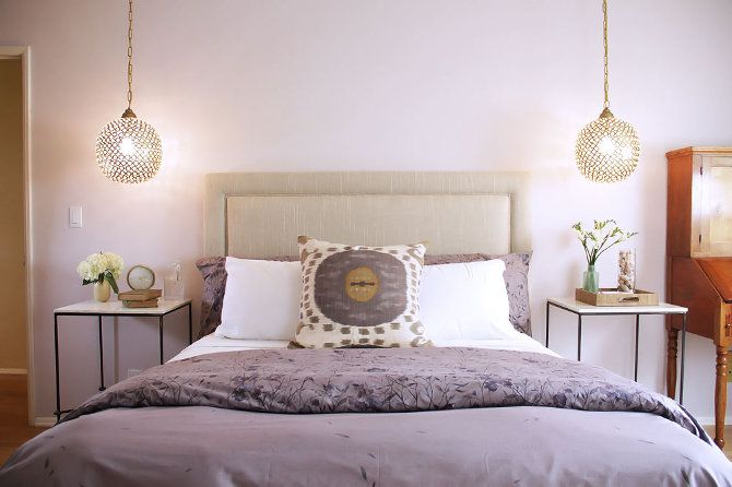 Gray and purple bedroom wall colour house design pinterest purple bedroom walls bedroom - Mauve bedroom decorating ideas ...