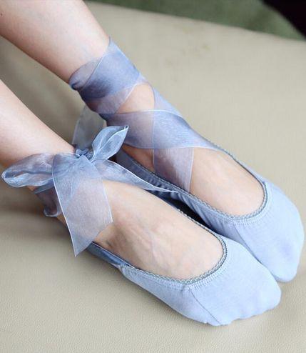 Women  Antiskid Invisible Socks with belt