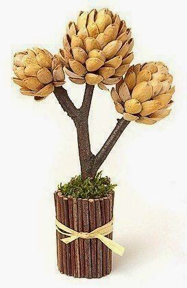 House Revivals: Crafts to Make With Pistachio Shells