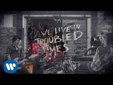 """Official Lyric Video for """"Troubled Times"""" from the new album 'Revolution Radio.' Get it at http://smarturl.it/GDTT CREDITS: Direction / Script / Design / Art..."""