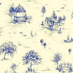 Hertex Fabrics - Lazy Days Delft