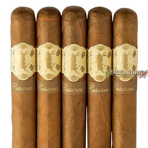 New Online Cigar Deal: Caldwell Iberian Express Sevillana Reserva Cigar 5-Packs Robusto  6 x 52 – $35 added to our Online Cigar Shop https://cigarshopexpress.com/online-cigar-shop/cigars/cigar-5-packs/caldwell-iberian-express-sevillana-reserva-cigar-5-packs-robusto-6-x-52/ Handmade in the Dominican Republic, these affordable premium cigars from the Caldwell Cigar Company feature an Ecuadorian Connecticut wrapper, a Dominican binder, and a combination ...