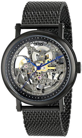 The perfect manly Watch? Behold the Akribos Bravura!