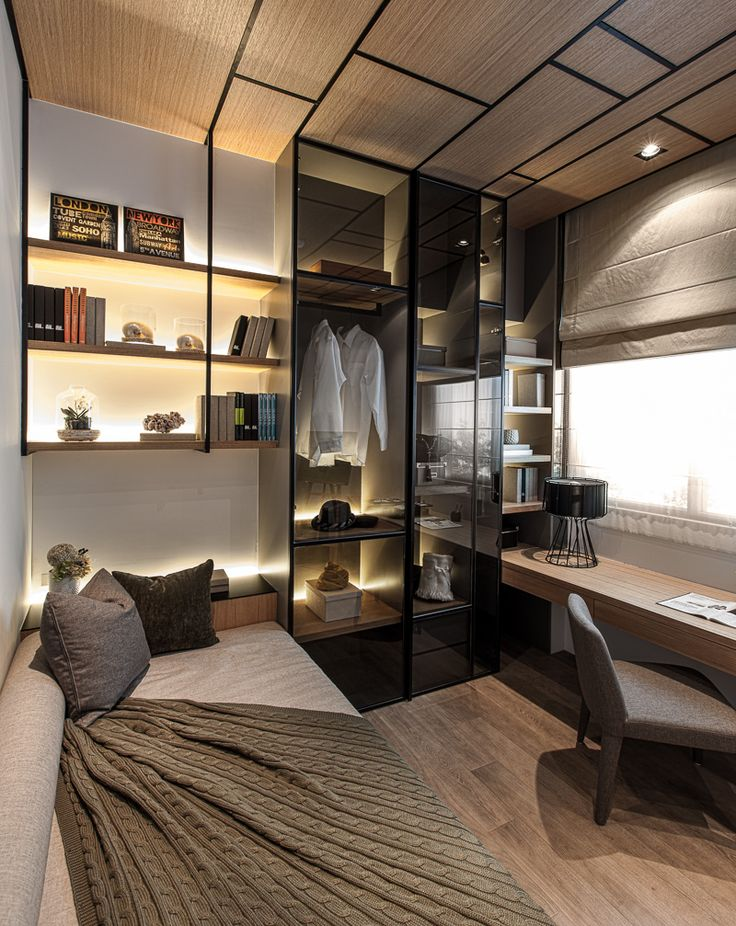 aura lifestyle riverbank how such a tiny bachelor studio is beautifully designed - Small Room Design