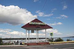 Пристань в Козловке