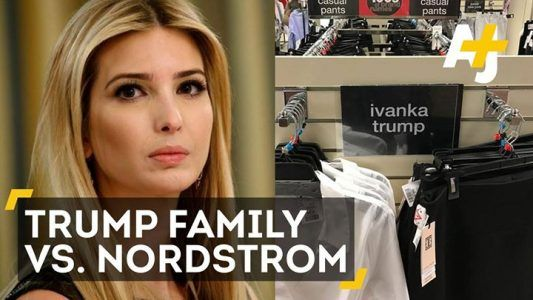 President Trump is publicly attacking the Nordstrom department store because its removing #news #alternativenews