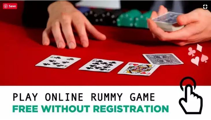 Play Online Rummy Game Free without Registration Rummy