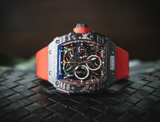 Richard Mille [NEW][LIMITED 75][全新限量75支] Ultralight McLaren F1 RM 50-03 Tourbillon     OUR PRICE: HK$7,780,000.     We Are Taking Pre-Order!! 接受預訂!!    #RM #RICHARDMILLE #RICHARD_MILLE #McLarenF1  #McLaren_F1 #RMMcLarenF1 #RM_McLaren_F1 #RICHARDMILLEMcLar