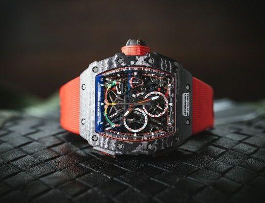 Richard Mille [NEW][LIMITED 75][全新限量75支] Ultralight McLaren F1 RM 50-03 Tourbillon     OUR PRICE: HK$7,780,000.     We Are Taking Pre-Order!! 接受預訂!!    #RM #RICHARDMILLE #RICHARD_MILLE #McLarenF1  #McLaren_F1 #RMMcLarenF1 #RM_McLaren_F1 #RICHARDMILLEMcLarenF1 #RICHARD_MILLE_McLaren_F1  #RM5003 #RM_5003 #RM50_03 #RM_50_03 #RMTourbillon #RMLimited #RichardMilleTourbillon