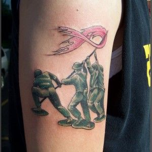 64 best images about breast cancer tattoos on pinterest for Iwo jima tattoo