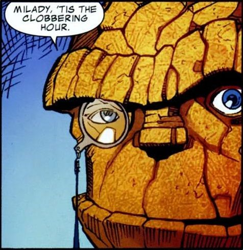 Benjamin J Grimm, Esquire (from Dark Reign #2)