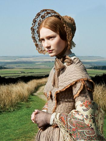 Jane Eyre takes no prisonersHundred Girls Kowska, Film, Periodic Dramas, Jane Eyre, Movie, Costumes Design, Miawasikowska, Eyre 2011, Janeeyre