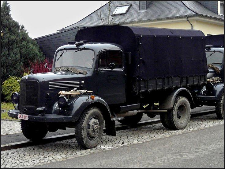 Mercedes Benz L3000
