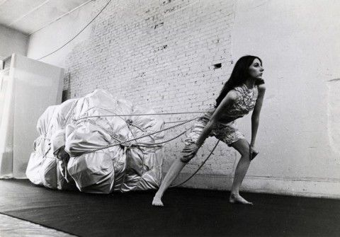 Christo, Wedding Dress, 1967, Christo and Jeanne-Claude,