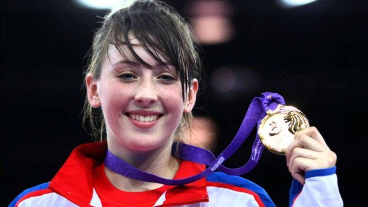 Jade Jones δεύτερο χρυσό Ολυμπιακό μετάλλιο.