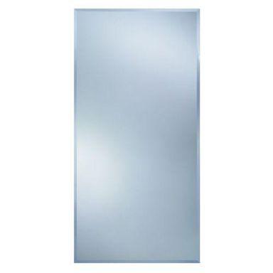 Lustro łazienkowe Bez Oświetlenia Prostokątne 60 X 120