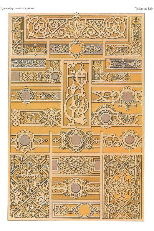 Русский орнамент Русский орнамент #193