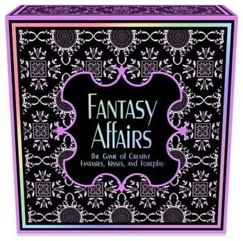 Juego de aventuras. Fantasy Affairs..