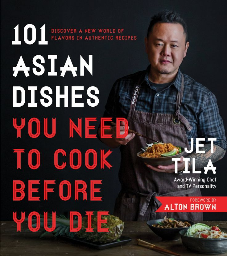 A Must-Make Dish Before You Die: Jet Tila's Drunken Noodles