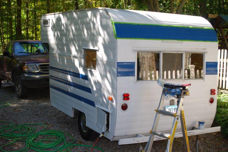 Lastest 2017 Used Winnebago MINNIE 2201DS Travel Trailer In Indiana IN 20000