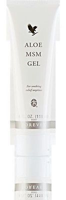 FOREVER LIVING ALOE VERA MSM GEL SOOTHING RELIEF FOR JOINTS FREE SHIPPING EX7/19