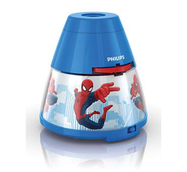 Boutique en ligne Philips France - Disney - Veilleuse-projecteur 2-en-1 - 717694016