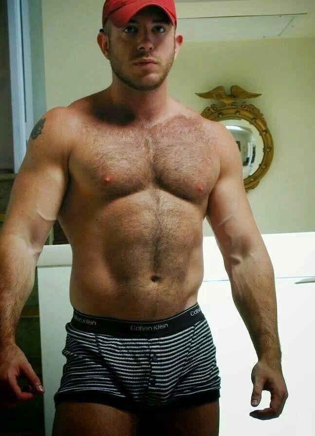 Sexy Beefy Men