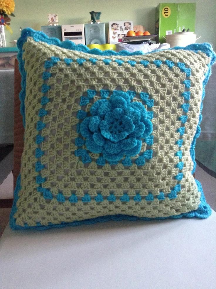 cojines capas ganchillo almohada crochet cojines de ganchillo granny crochet mantas de ganchillo almohadilla de la flor fundas de almohada
