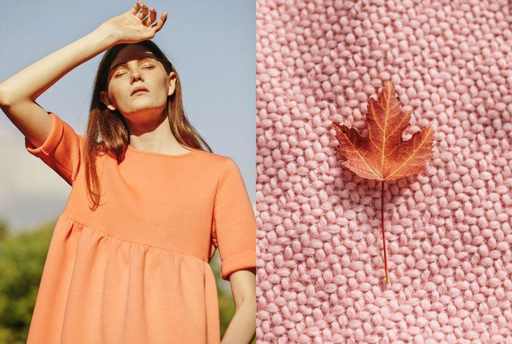 """Park Life"" editorial for Zeum Magazine Online Model: Mae Taylor, Elite Models Photographer: Matt Lain Stylist: Toni Caroline  Model Wears:  Keyhole Back Smock Dress Coral http://bit.ly/1pzXkqe"