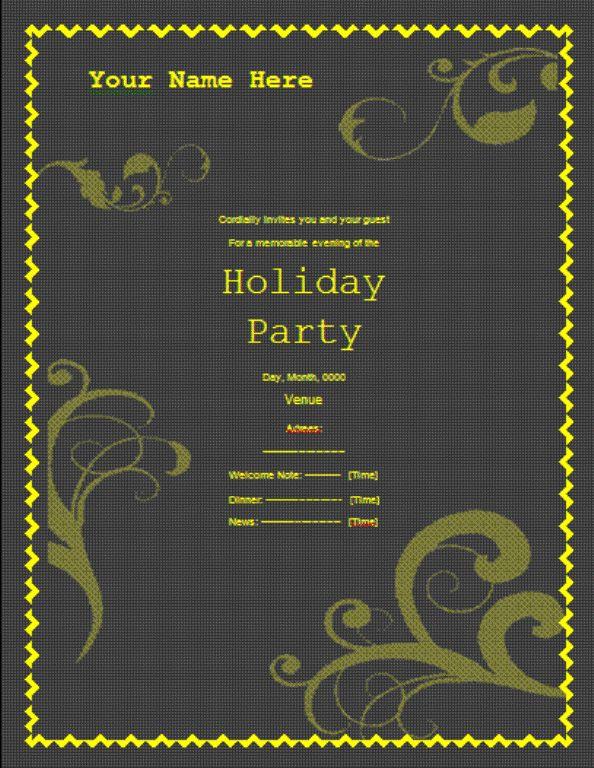 309 best Invitation Sample images on Pinterest