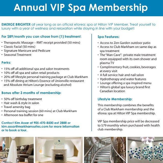 Give the Gift of #Wellness for a Whole Year with our Annual VIP Spa Membership at #eforeamarkham #RMTmassage #facial #spamarkham #spaunionville #markhamspa #markham #skincare #spamembership #manicure #pedicure #salonmarkham #markhamsalon