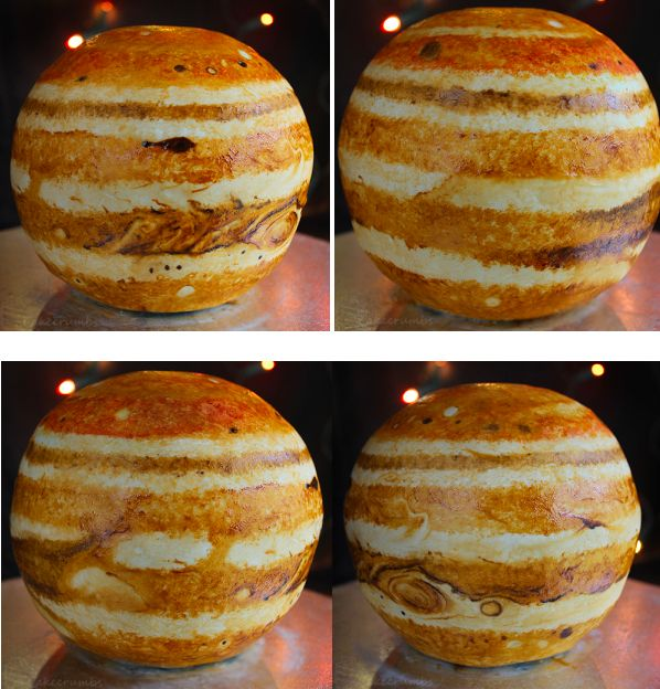 Jupiter Cake Puts The Yum In Nerdalicious