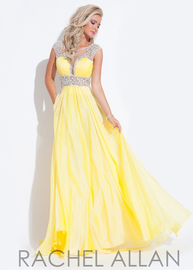 17 Best images about Prom dresses on Pinterest | Beaded chiffon ...