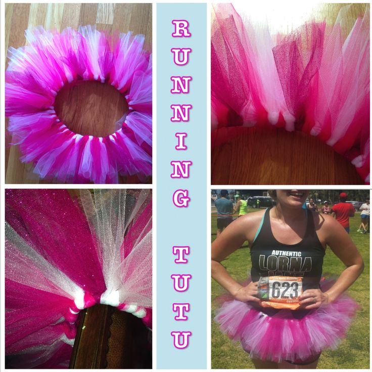 How to make a Running Tutu!