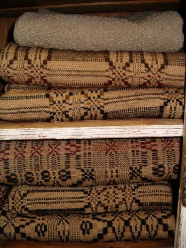 old coverlets