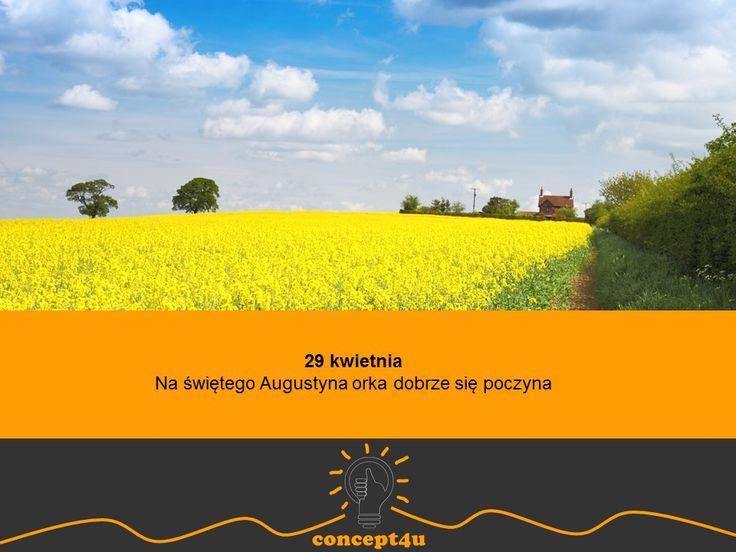 przysłowia polskie na miesiąc kwiecień - www.concept4u.eu