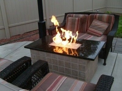 9 Ideas for How to Build a DIY Gas Fire Pit for Your ...