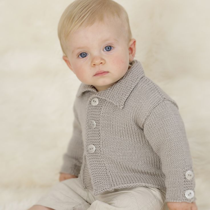 The Vintage Car Coat - a classic design for boys from the little Sublime hand knit book 600. Just perfect.