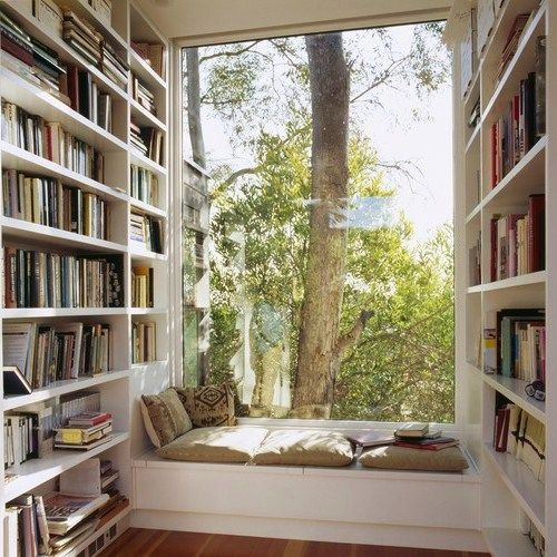 the best place for reading