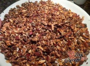Domácí müsli - zdravá snídaně bez cukru