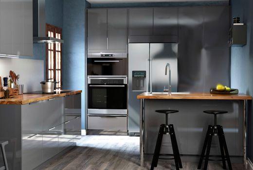 L ments armoire cuisine mekan tasarimlari for Armoire cuisine ikea