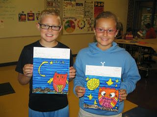 Jamestown Elementary Art Blog: SO EXCITED about Square 1 Art!!!