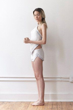 Pillowbook Shhh.. Tap Shorts - double lined silk charmeuse lingerie / loungewear