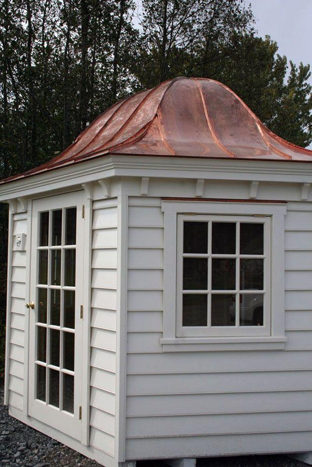 Garden Sheds That Look Like Houses 106 best garden shed exteriors images on pinterest | garden sheds
