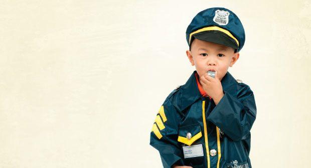 business media facebook police children