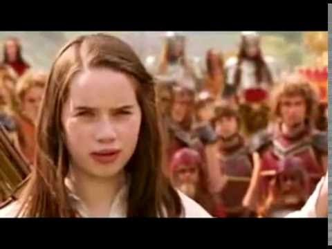 I don't know who I am anymore(susan pevensie) - YouTube
