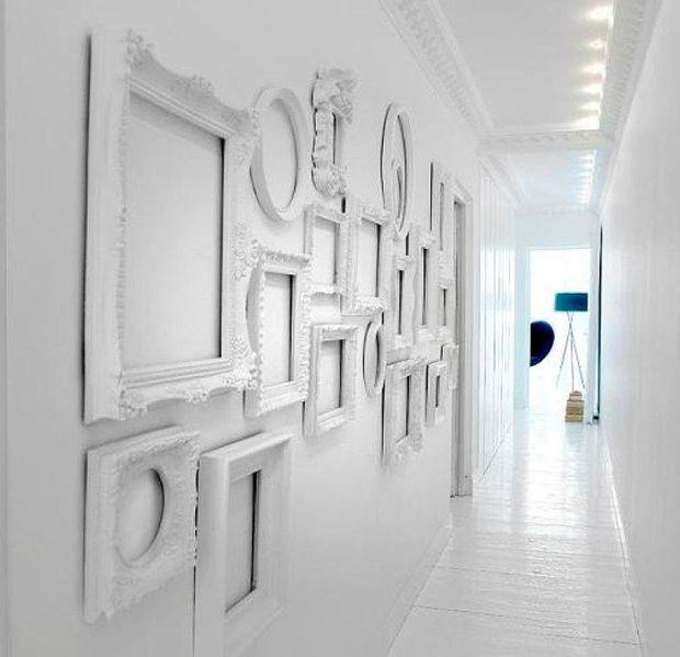 20 best decorar paredes images on pinterest hanging - Decorar un pasillo ...