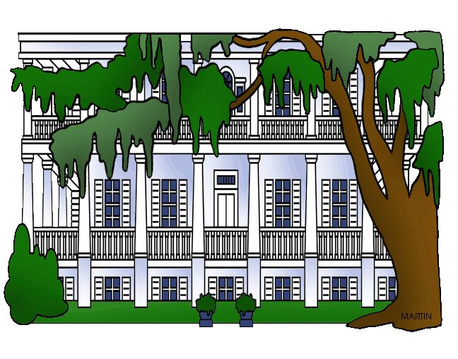 Southern Plantations - FREE American History Lesson Plans & Games for Kids