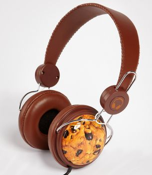 Fancy - iMixid Chocolate Chip Cookie Headphones | Shop Cool Headphones Now | fredflare.com