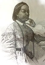 1862 - Sarah Forbes Bonetta - The African Princess in Brighton